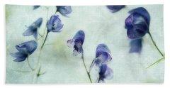 Memories Of Spring Hand Towel by Priska Wettstein