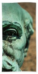 Memphis Elmwood Cemetery Monument - The Governor Hand Towel