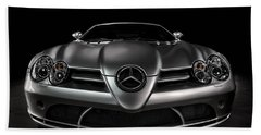 Mercedes Mclaren Slr Bath Towel