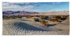 Mesquite Flat Dunes Hand Towel