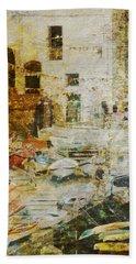 Mgl - Gold Mediterrane 01 Bath Towel