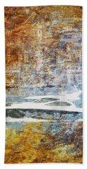 Mgl - Gold Mediterrane 05 Bath Towel