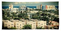 Miami Beach-0156 Hand Towel