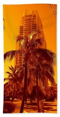 Miami South Pointe Iv Bath Towel