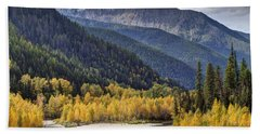 Middle Fork Brillance  Bath Towel