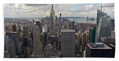 Midtown Manhattan Bath Towel