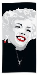 Miki Marilyn Hand Towel