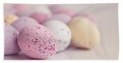 Mini Easter Eggs Hand Towel