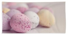 Mini Easter Eggs Bath Towel