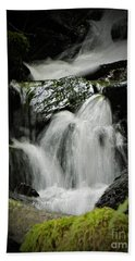 Mini Waterfall 2 Hand Towel