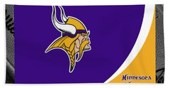 Minnesota Vikings Hand Towel