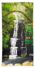 Minnumurra Falls Hand Towel