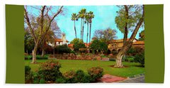 Mission San Juan Capistrano No 11 Bath Towel