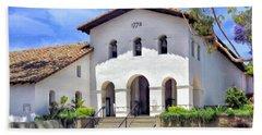 Mission San Luis Obispo De Tolosa Hand Towel