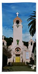Mission San Rafael Bath Towel