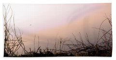 Bath Towel featuring the photograph Misty Morning by Robyn King