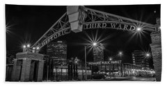 Mke Third Ward Hand Towel