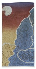 Moment Of Meditation Hand Towel