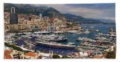 Monaco Panorama Hand Towel