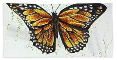 Monarchs - Butterfly Bath Towel