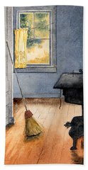 Monhegan Kitchen Bath Towel