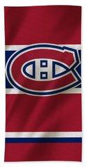 Montreal Canadiens Uniform Hand Towel