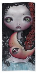 Moon Keeper Bath Towel