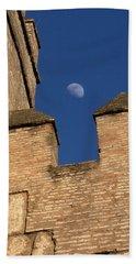 Moon Over Alcazar Hand Towel