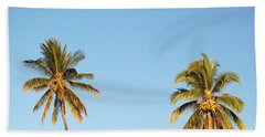 Moon Over Molokai Bath Towel