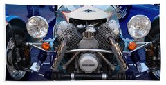 Morgan Aero Frontal Bath Towel