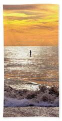 Sunrise Solitude Bath Towel