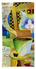 Morning Table Hand Towel