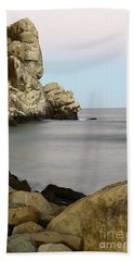 Morro Bay Morning 2 Hand Towel