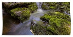 Mossy Stream Bath Towel