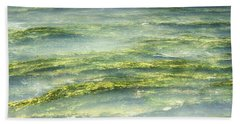 Bath Towel featuring the photograph Mossy Tranquility by Melanie Lankford Photography