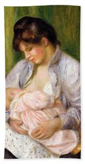 Mother And Child Bath Towel