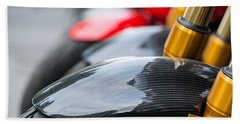 Motorbikes Bath Towel
