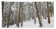 Mount Jim - Kinsman Notch New Hampshire Usa  Bath Towel