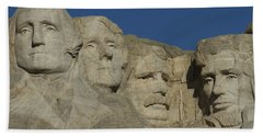 Mount Rushmore Bath Towel