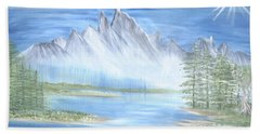 Mountain Mist 2 Hand Towel