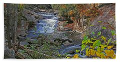 Mountain Splendor Hand Towel by HH Photography of Florida