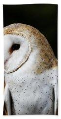Mr Owl  Bath Towel