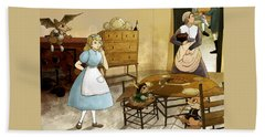 Mrs. Gage's Kitchen Bath Towel by Reynold Jay