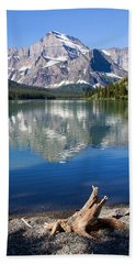 Mt Gould Reflections Hand Towel