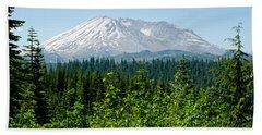 Mt. St. Helens Hand Towel