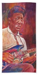 Muddy Waters Hand Towel