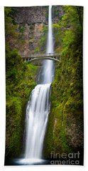 Multnomah Panorama Bath Towel