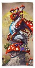 Dragon Hand Towels