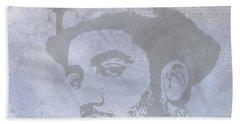 Musical Mind Of Ben Harper Hand Towel
