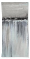 Muted Paysage II Hand Towel